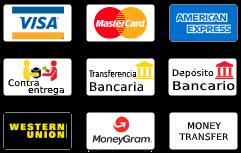 Formas de pago Bolivia