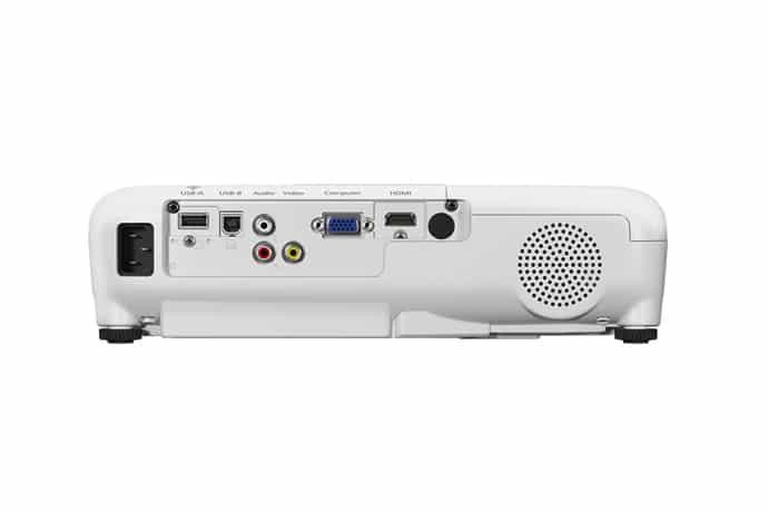 proyector-portatil-W05+ 3300LUM
