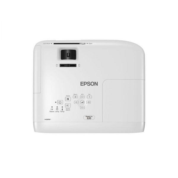 proyector-epson-powerlite-E20 3400
